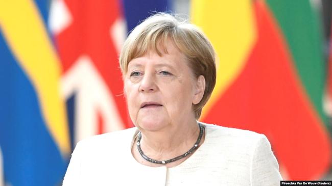 """Навіны Германіі. """"Сітуацыя сур'ёзная, яе фінал адкрыты"""".  Гучная прамова Ангелы Меркель пра змаганне з каранавірусам"""