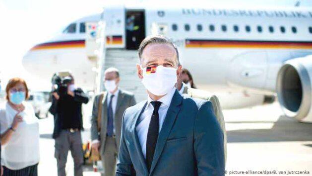 Навіны Германіі. Кіраўнік МЗС Германіі не выключае паўторнага закрыцця межаў у Еўропе
