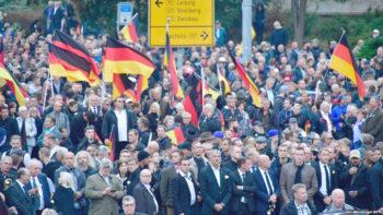 Навіны Германіі. На ўсходзе Германіі адбыўся новы інцыдэнт з імігрантамі