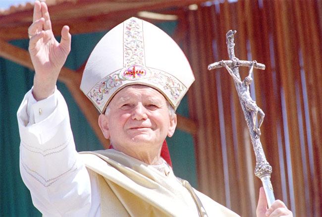 18 траўня 2020 года спаўняецца 100 гадоў з дня нараджэння першага Папы-славяніна  Яна Паўла II
