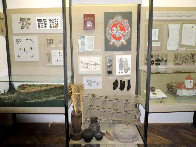 Рэгіянальныя музеі – захавальнікі гісторыі і традыцый