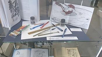Выстава кніжнай графікі Illustratio