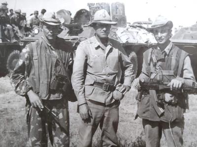 Да 40-годдзя ўводу савецкіх войскаў у Афганістан і з нагоды пратэстаў супраць інтэграцыі