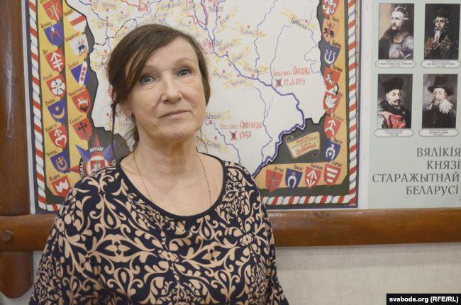 Як беларускую школу пераводзілі на беларускую мову,  Гісторыя адной настаўніцы