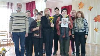 Канцэрт памяці Валерыя Скакуна ў Дружным