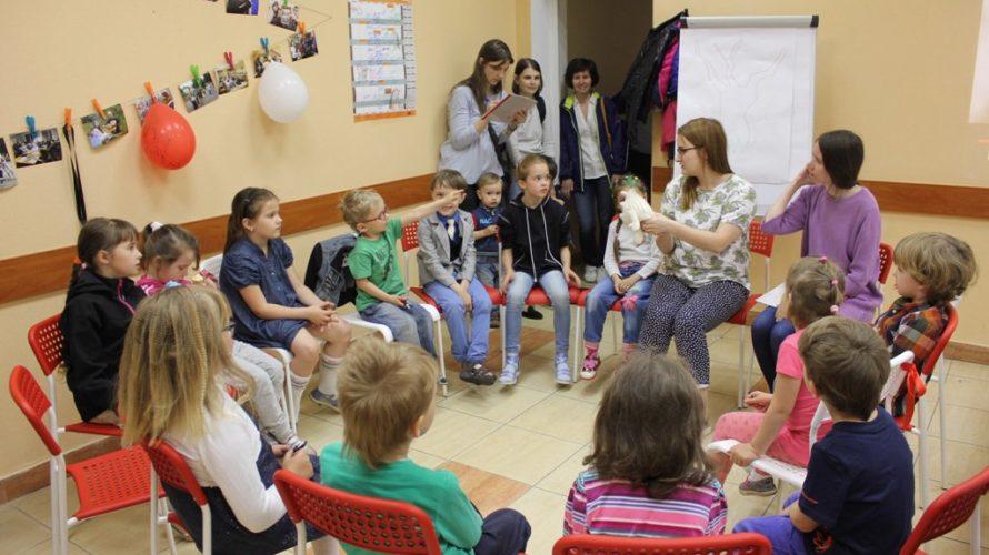 Вядзецца набор у гурток беларускай мовы для дзяцей у Гомелі