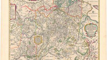 У Гародні прэзентавалі новыя мапы й старыя гравюры