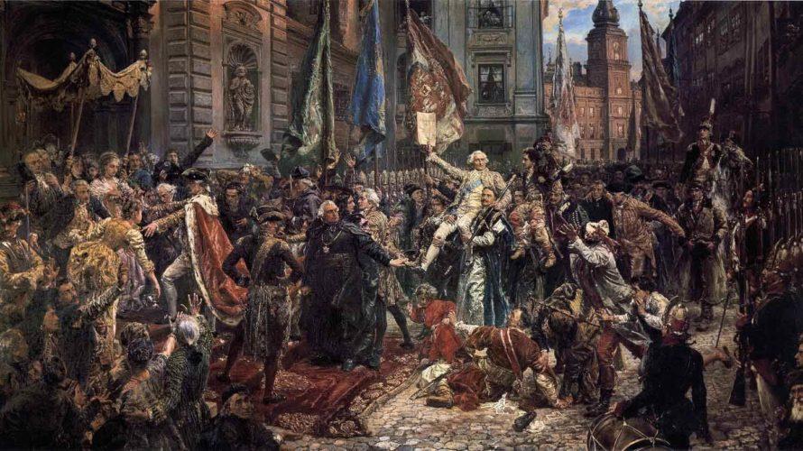Ці была Рэч Паспалітая беларускай дзяржавай?