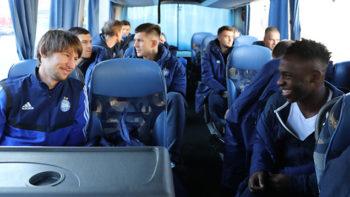 Футбалісты БАТЭ накіраваліся на збор у Турцыю