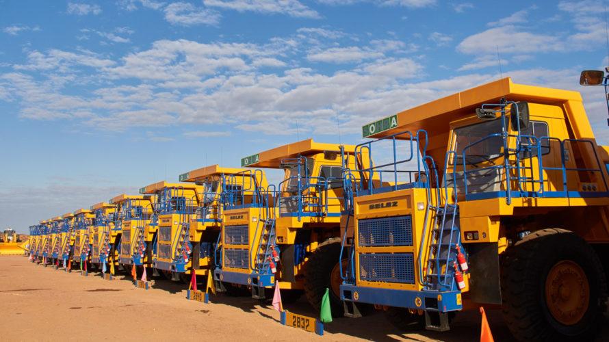 Беларусь прыступае да прамысловай здабычы выкапняў у Зімбабвэ