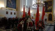 У Варшаве развіталіся з гісторыкам Юрыем Туронкам