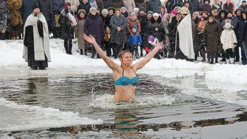 На Вадохрышча ў Беларусі пахаладае да – 20 градусаў