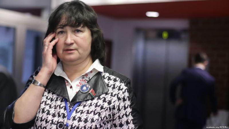 Дэпутатка Алена Анісім перанесла цяжкую аперацыю