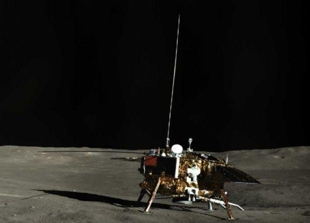 Месца высадкі «Чан'э-4» назвалі ў гонар Млечнага Шляху