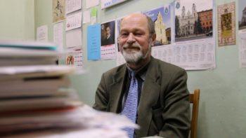 Алег Трусаў: Чыноўнікі пачалі спрыяць Універсітэту імя Гілевіча