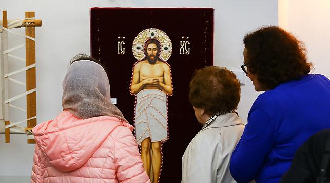 У Мастацкім музеі ў Берасцейскай крэпасці адкрылася выстава да Вялікадня