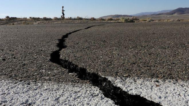 У NASA патлумачылі, чаму пачасціліся землятрусы