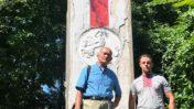 У ЗША адбылася рэстаўрацыя помніка Беларускім Змагарам за вольную Беларусь
