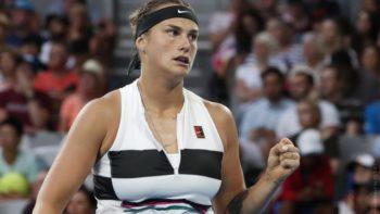 Сабаленка вярнулася ў топ-10 рэйтынгу WTA, Азаранка апярэдзіла Сасновiч