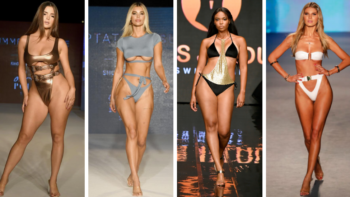 Паказ мод Miami Swim Week 2019 Art Hearts Art Yaers Fashion TV
