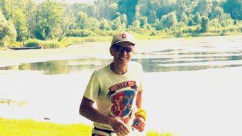 Беларус Лявон Анацка на дыстанцыі 100 міль маратона Mighty Mosquito у ЗША