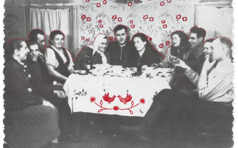 «Добрага роду – п'ю гарэлачку як воду»: выйшла ўнікальная кніга-CD з беларускімі бяседнымі песнямі