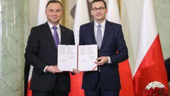 Польшча мае новы ўрад