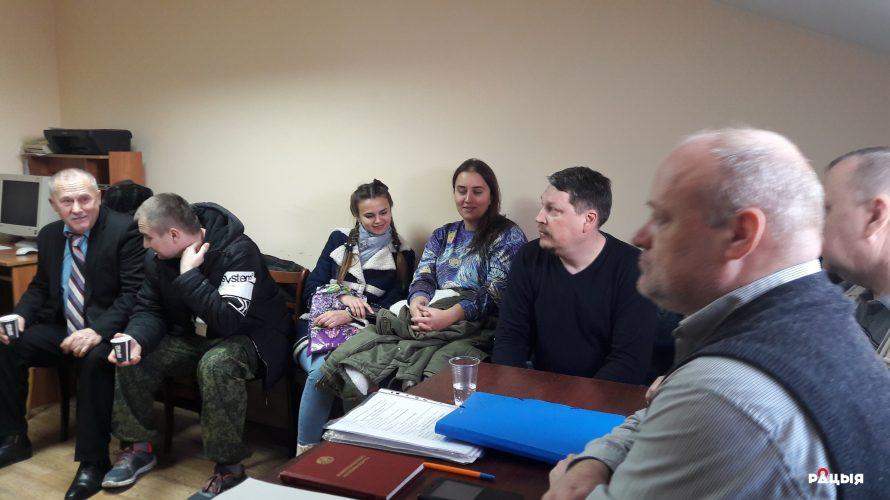 Адбыўся семінар для назіральнікаў за выбарамі ў Гародні