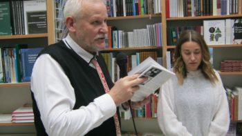 """""""І першым паказаўся Каліноўскі"""" – аўтограф-сесія кнігі"""
